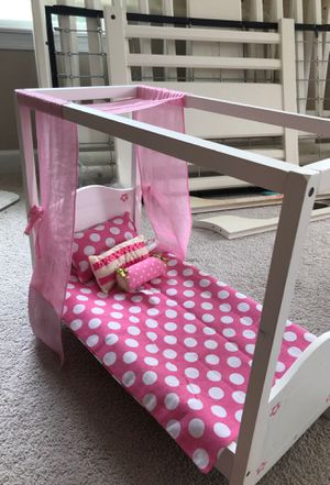 american girl doll bed for Sale in Mount Airy, MD