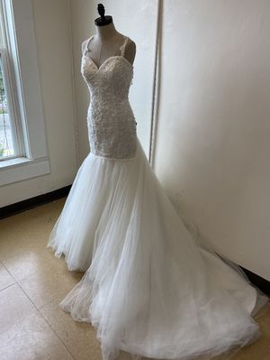 """Moonlight Bridal - Size 12 J6400 """"NEVER WORN"""" for Sale in Decatur, GA"""