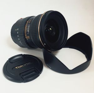 Tokina 11-16mm f/2.8 for Canon for Sale in Murrieta, CA