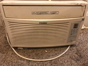 Haier air conditioner for Sale in Baltimore, MD