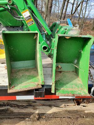 Loader bucket extenders. for Sale in Wellsboro, PA