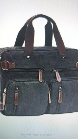 Laptop messenger bag backpack for Sale in Chicago, IL
