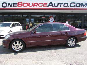 2002 LEXUS LS430 for Sale in Colorado Springs, CO