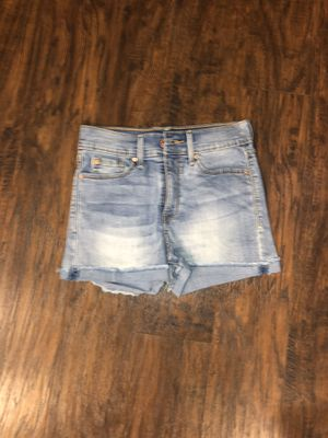Levi's high rise shortie for Sale in Lochbuie, CO