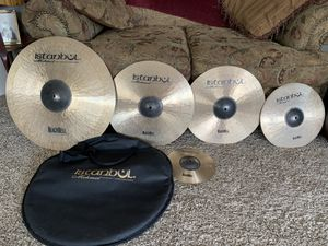 Istanbul Cymbals, BlackBell series for Sale in Wheat Ridge, CO