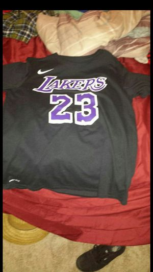 LeBron James jersey size L for Sale in Raleigh, NC
