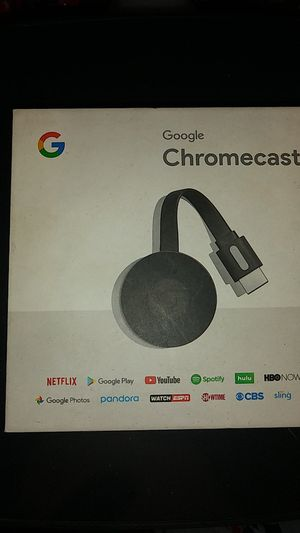Google Chromecast. for Sale in Philadelphia, PA
