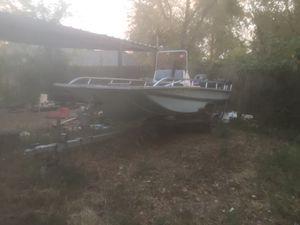 Fishing boat got to sale got keys no title for Sale in Dallas, TX