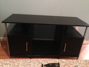TV Entertainment center with storage for Sale in Stockton, CA