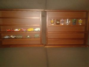 Wood Display Cases Hobby for Sale in NJ, US