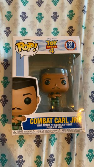 Funky Pop! Combat Carl Jr. Toy. for Sale in Clifton, NJ