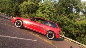 Honda Civic Hatchback Dx for Sale in Camden, NJ
