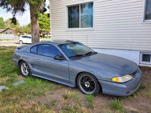 1996 Ford Mustang Gt 4.6l V8 for Sale in American Fork, UT