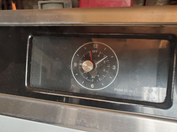 Kenmore stove top/oven