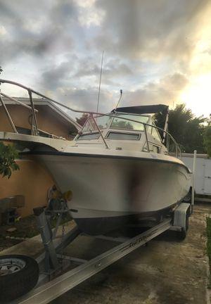 Grady white 1989 23 feet. for Sale in Hialeah, FL