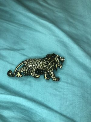 Lion ring for Sale in Mount Vernon, WA