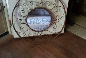 Rustic mirror for Sale in Meridian, MS