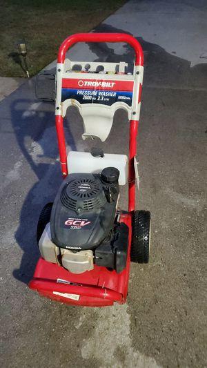 Troy Bilt Pressure washer for Sale in Lawrenceville, GA