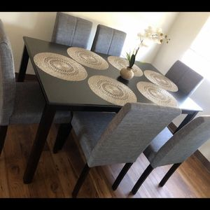 Special Brand New Dining Set ( Table and 6 Chairs Wood ) ☀️😊⭐️ for Sale in San Diego, CA