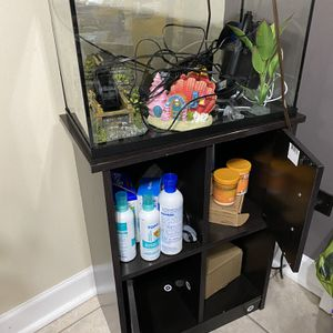 FISH TANK WITH EVERYTHING INCLUDED for Sale in Hinsdale, IL