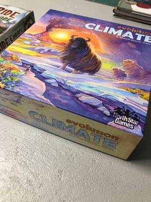 Board Game! Evolution Climate! for Sale in Del Valle, TX