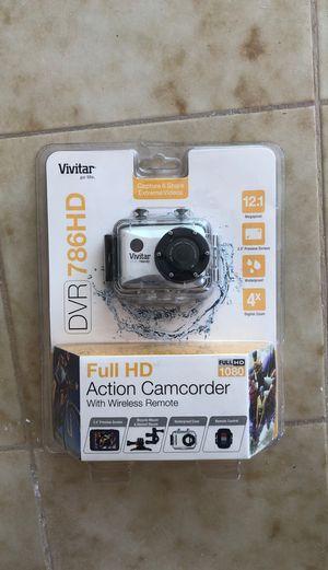 Vivitar DVR 786 HD Camera for Sale in Miami, FL