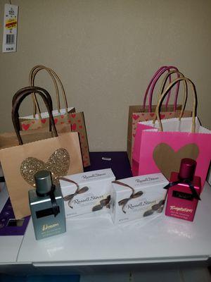 Valentine gift set perfume & chocolate for Sale in Atlanta, GA
