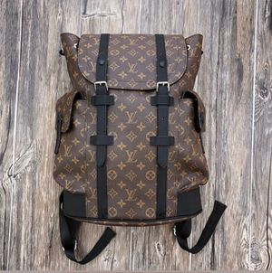 Louis Vuitton Backpack Christopher PM for Sale in Auburn, WA