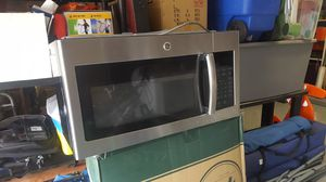 GE microwave for Sale in Laveen Village, AZ