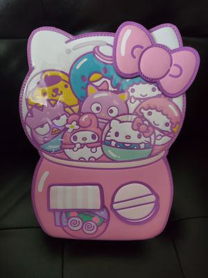 Loungefly hello kitty bubblegum backpack for Sale in Grand Terrace, CA