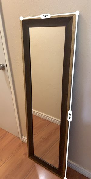 Full Length Wall Mirror for Sale in Brighton, CO