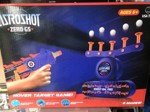 AstroShot Zero GS Compatible Nerf Target kids toy for Sale in San Dimas, CA