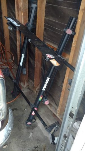 Perfectly good roof mount bike rack for Sale in Heber City, UT