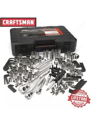Craftsman 230 pc mechanical tool set for Sale in Bell Gardens, CA