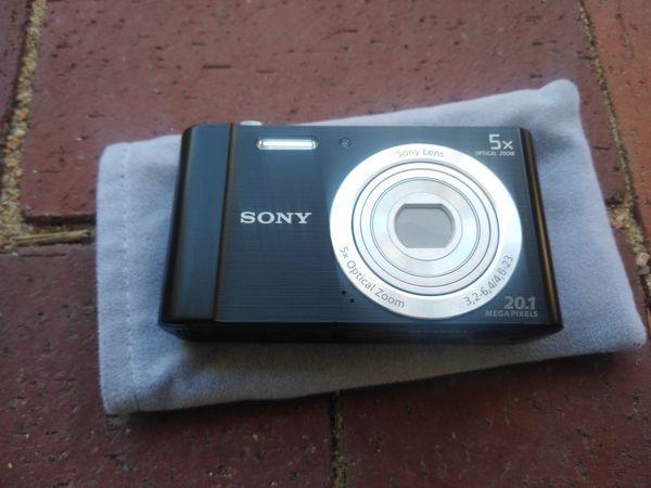 Sony Cyber Shot 20.1