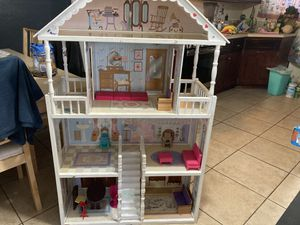 Wooden playhouse for Sale in Bell, CA