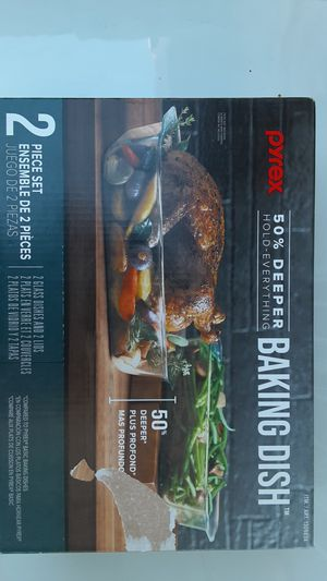 Pyrex Baking Dish - 4 PC Set for Sale in Pomona, CA