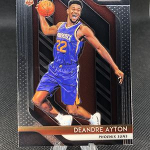 Deandre Ayton 2018-19 Prizm Rc Rookie Suns Basketball for Sale in Silver Spring, MD