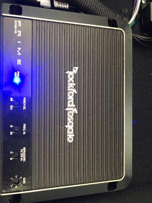 Rockford Fosgate R750-1D 1 Channel 750 Watt Amplifier for Sale in Doral, FL