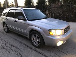 2004 Subaru Forester2.5XS for Sale in Elmwood Park, IL