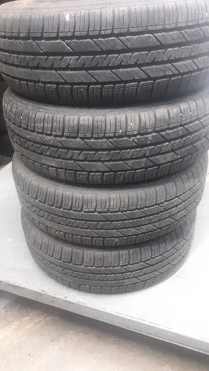A set of Tires size 195 60 15 make GOODYEAR for Sale in Washington, DC
