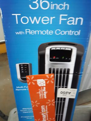 Tower fan brand new in box for Sale in Mableton, GA