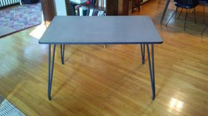 Mid Century Formica Kitchen Table for Sale in Minneapolis, MN
