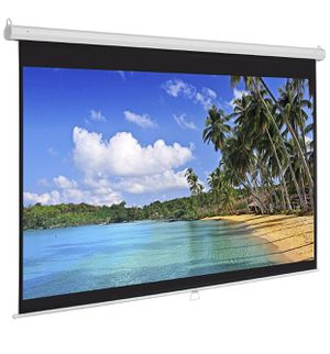 100in Projector Screen for Sale in North Hollywood, CA