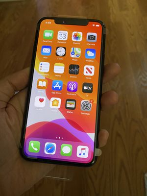 Iphone 11 pro - 256 gb - grey - unlocked for Sale in San Diego, CA