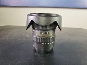 Tokina AT-X PRO 11-16mm f/2.8 DX AF Lens For Canon EF for Sale in Glendale, CA