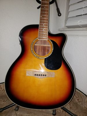 Acoustic Mitchell Guitar with no strings for Sale in Ceres, CA