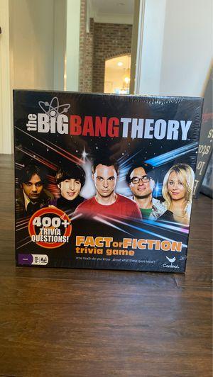 Bing Bang Theory Trivia Game for Sale in Kolin, LA