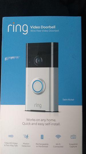 Ring Doorbell Camera for Sale in Phoenix, AZ