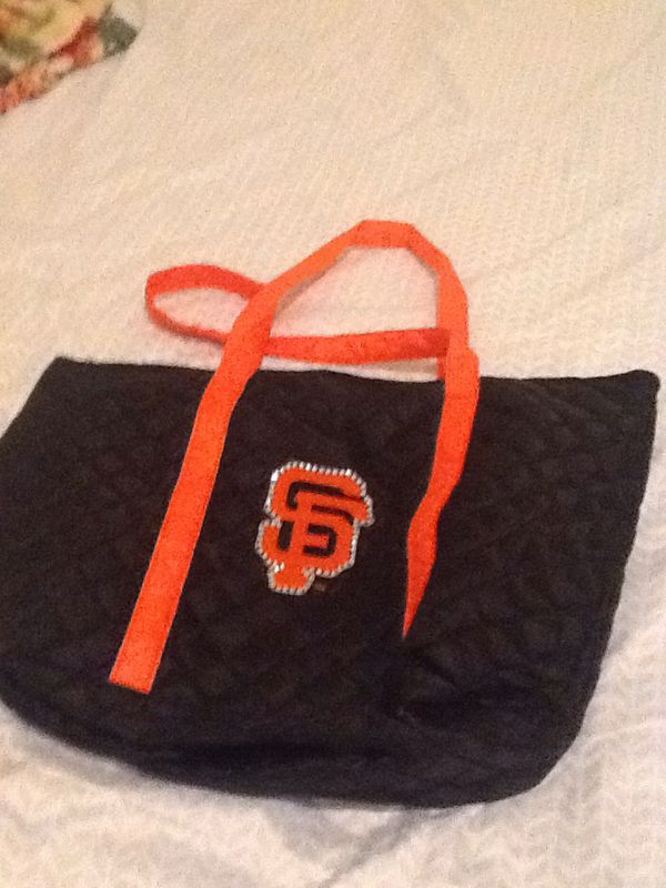Sf Giants Mother's Day bag